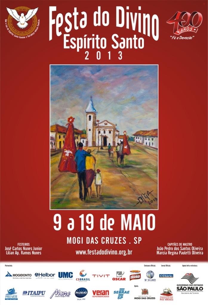 Festa do Divino Espírito Santo 2013