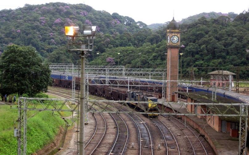 Estação de Paranapiacaba. Foto: Diego Torres Silvestre