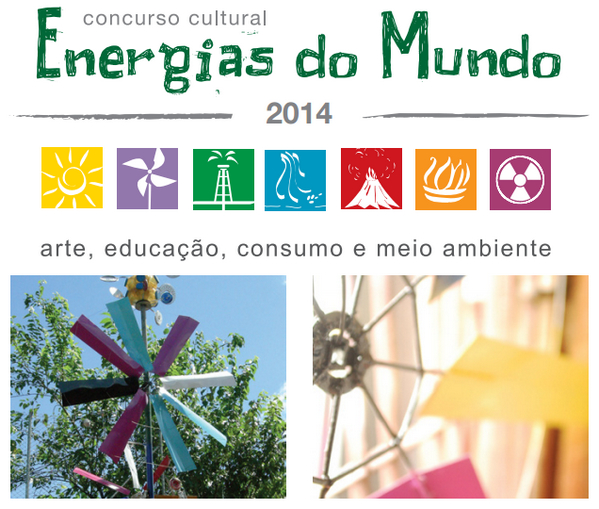 Concurso Cultural Energias do Mundo
