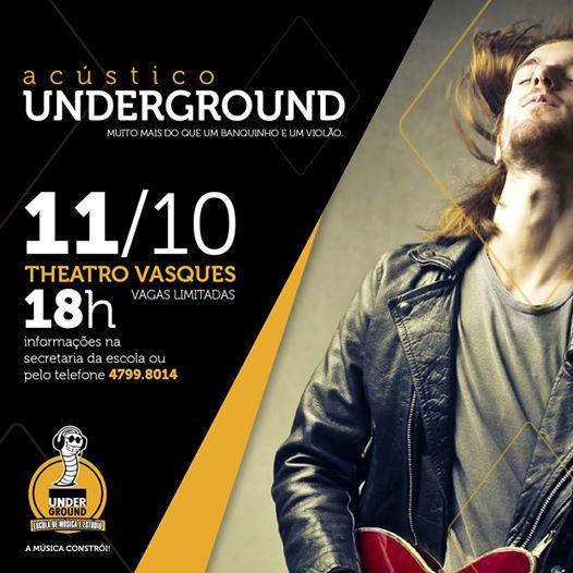 Acústico Underground