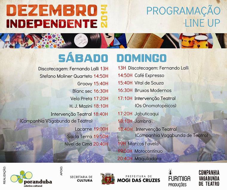 Festival 'Dezembro Independente'