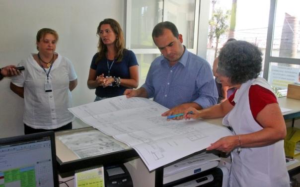 Posto de Saúde de Braz Cubas passa por reforma