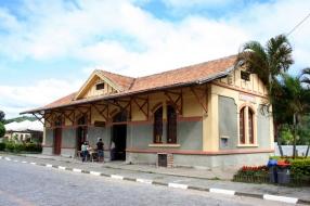 Estação Ferroviária de Sabaúna