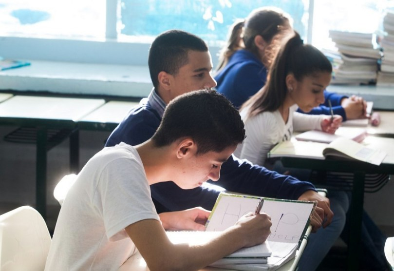 Por meio do programa, alunos podem conseguir sua primeira experiência profissional. Foto: A2 Fotografia/ José Luis da Conceição