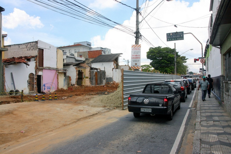 Rua Olegário Paiva
