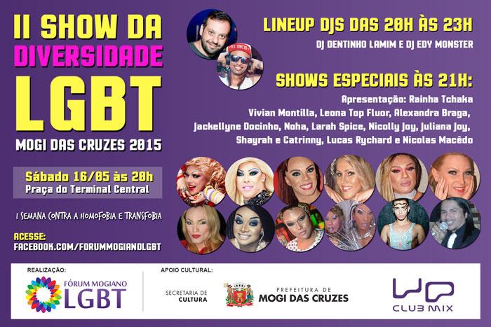 II Show da Diversidade LGBT