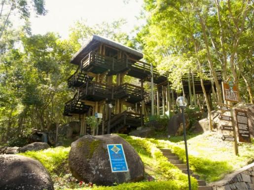 Parque Municipal da Pedra Montada - Guararema