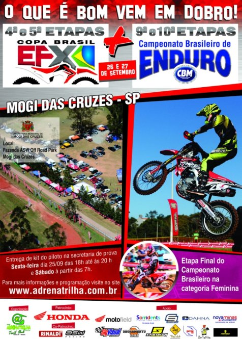 Copa EFX Brasil
