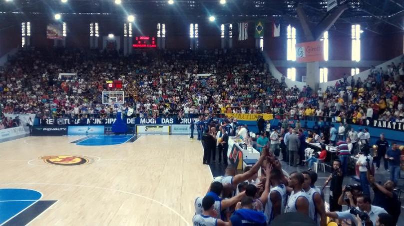 Campeonato Paulista de Basquete 2015