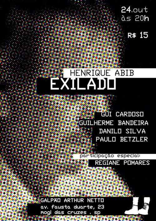 Exilado - Henrique Abib