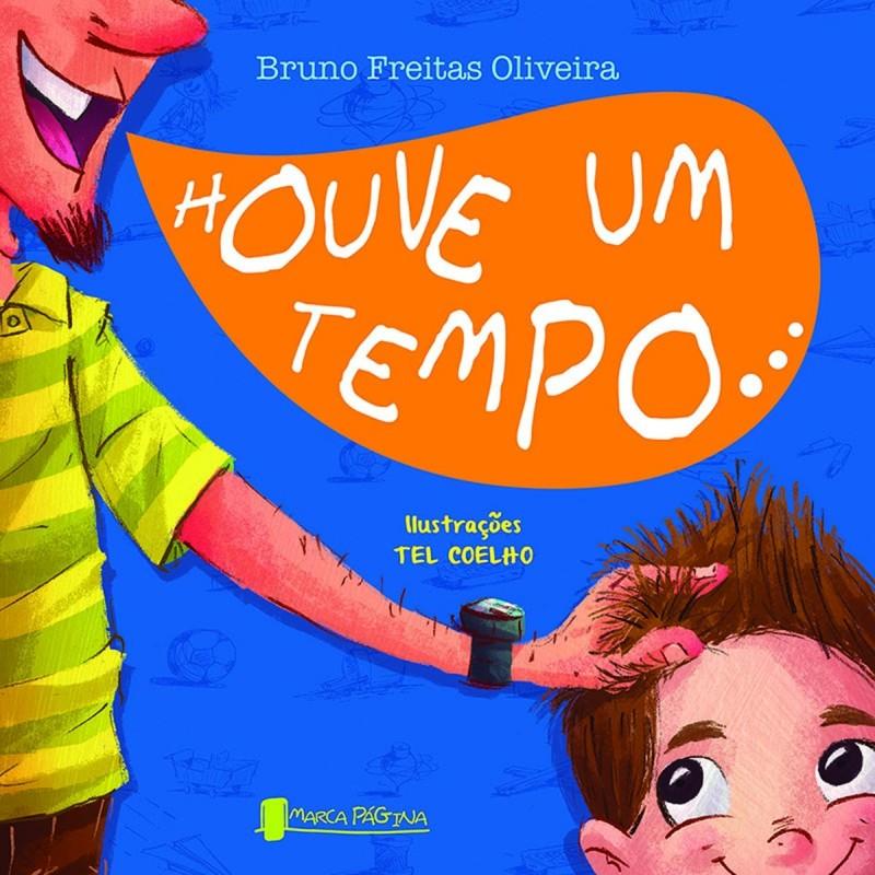 livro 'Houve um Tempo'