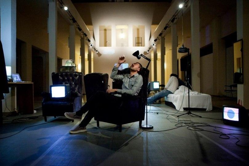 Espetáculo: Vigília. Foto: Divulgação/ Internet