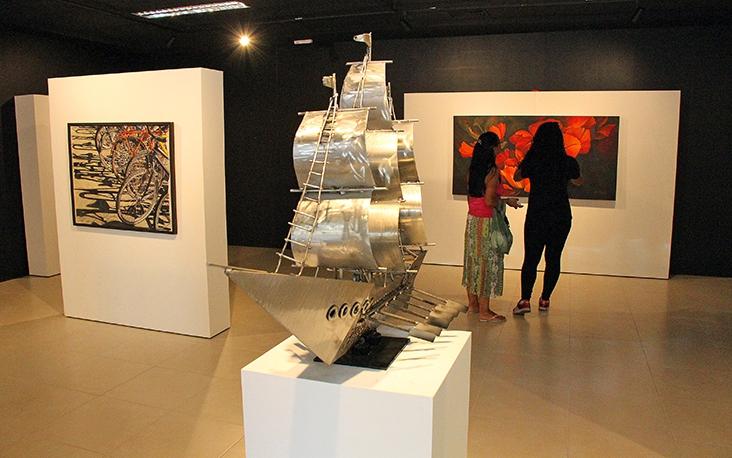 2º Salão de Artes Plásticas