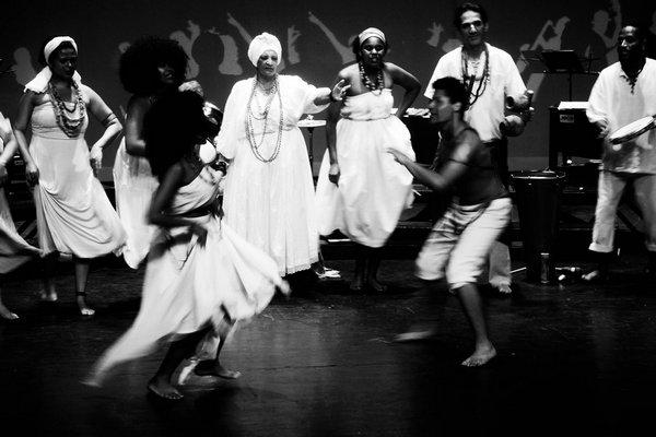 Opereta Canta Zumbi. Foto: Divulgação/ Internet