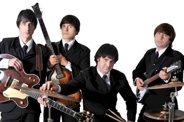 Banda Rubber Soul Beatles. Foto: Divulgação/ Internet