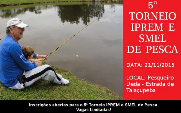 Torneio de Pesca do Iprem