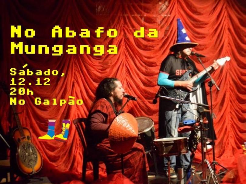 No Abafo da Munganga
