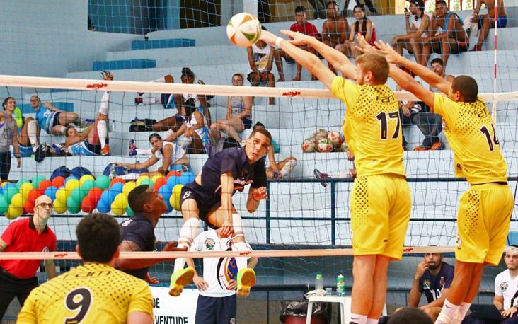 Equipe de vôlei masculino conquistou a medalha de ouro na Divisão Especial dos Jogos Abertos