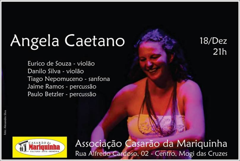 Angela Caetano