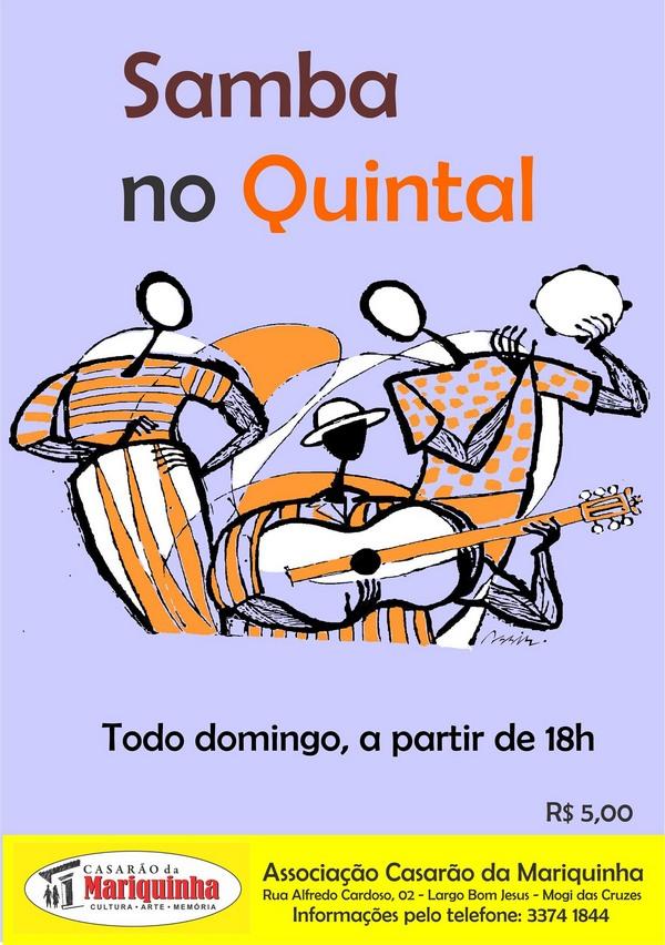 Samba no Quintal