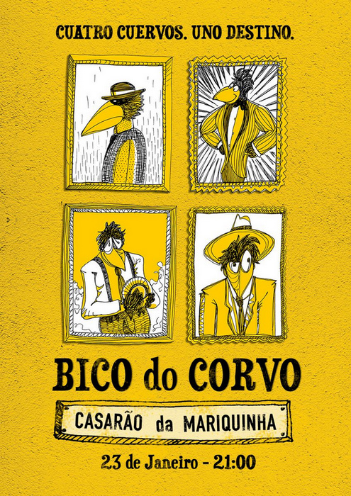 Bico do Corvo