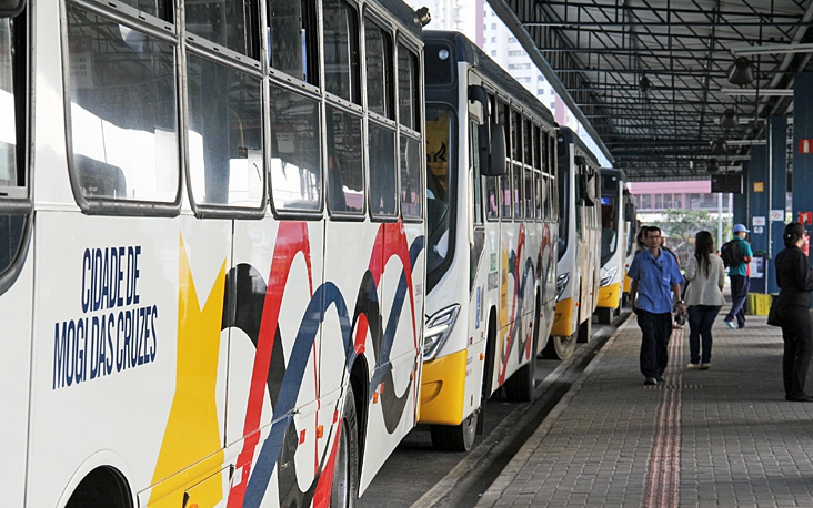 tarifa para ônibus