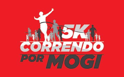 """Corrida """"5 km Correndo por Mogi"""""""