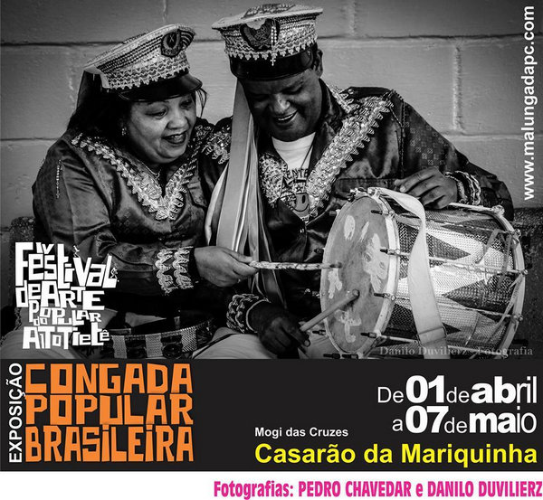 Exposição Congada Popular Brasileira