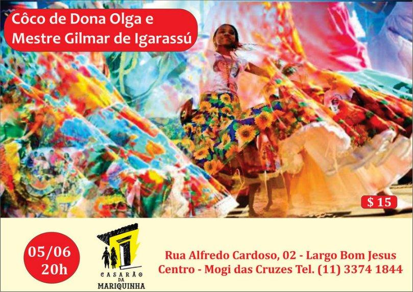 Côco de Dona Olga