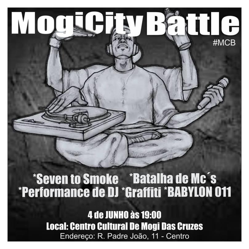 Mogi City Battle IV