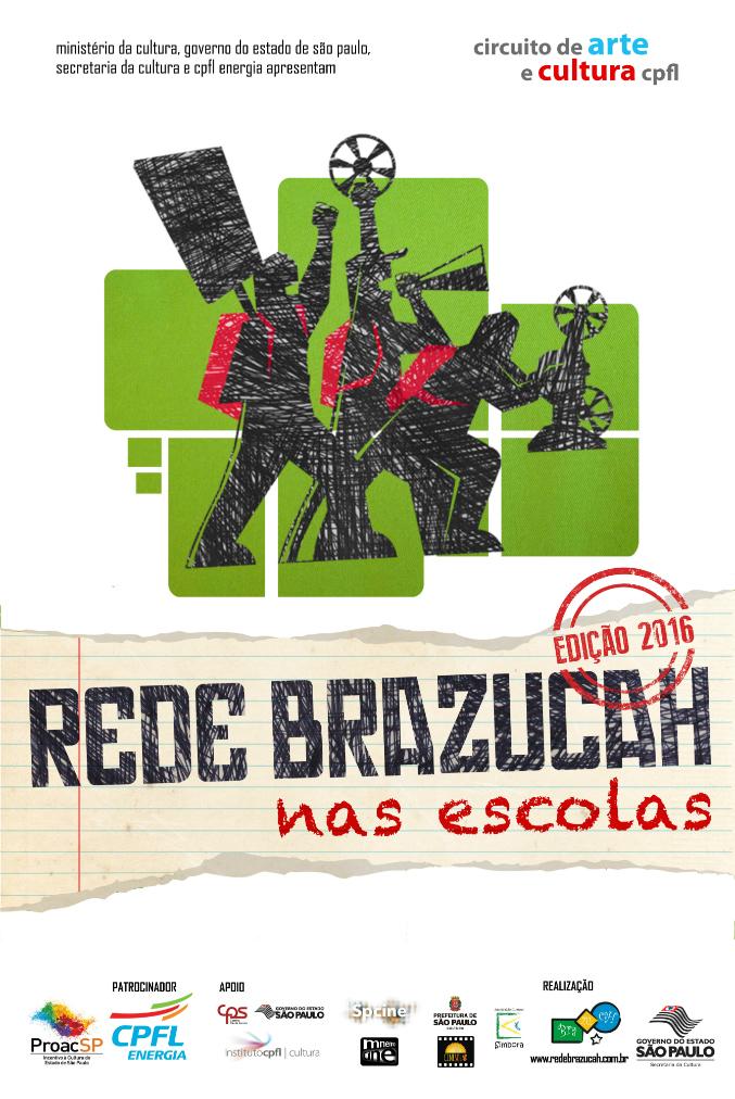 Rede Brazucah nas Escolas