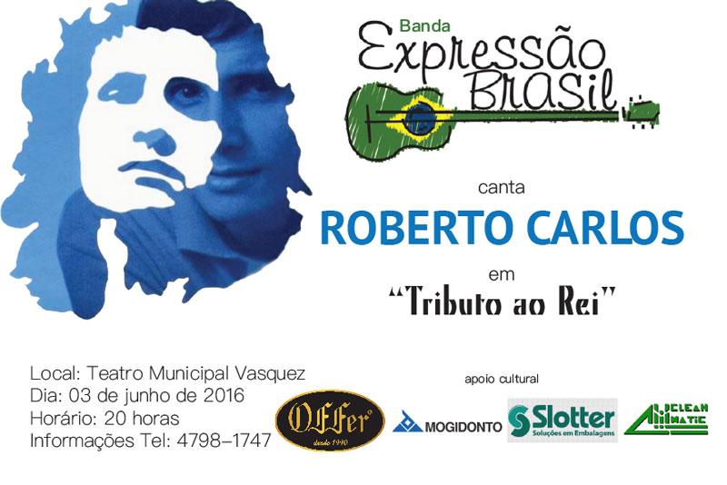 Tributo ao Rei Roberto Carlos