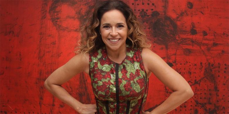 Daniela Mercury. Foto: Divulgação